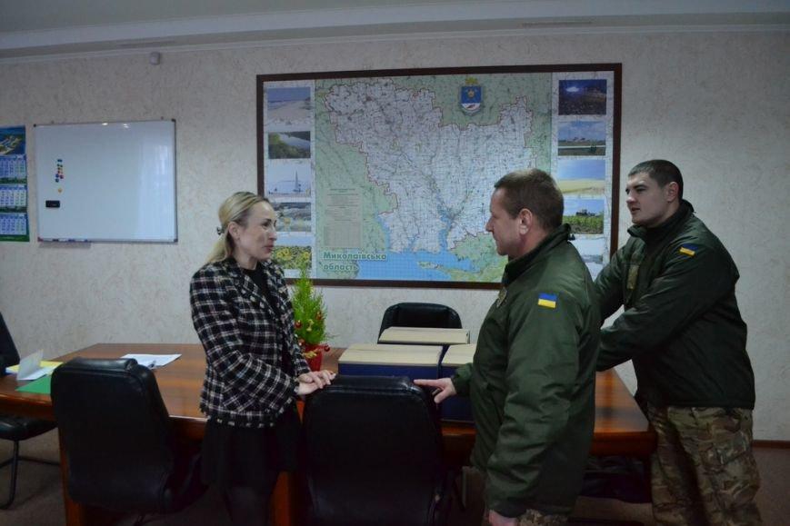 В Николаеве семьи авиаторов получили новогодние подарки (ФОТО), фото-3