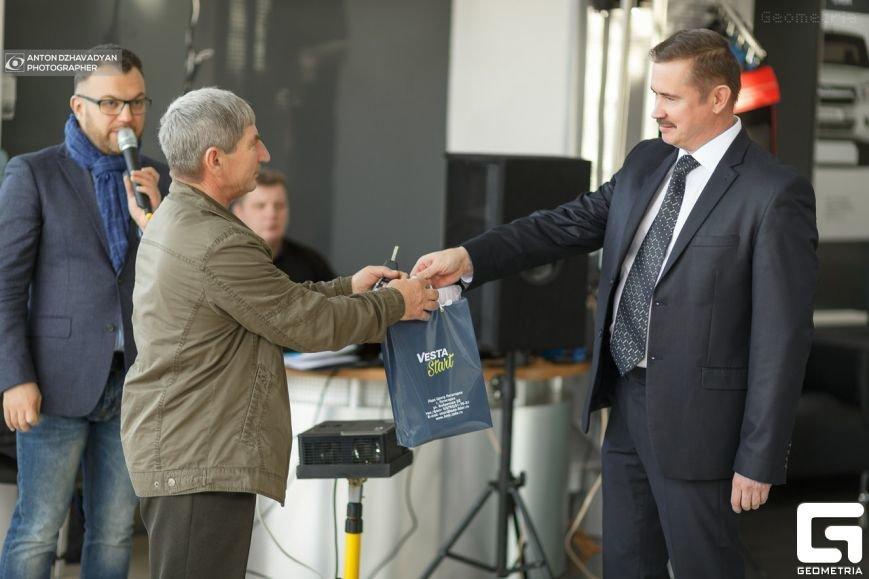 Презентация новой LADA Vesta в городе Пятигорске произвела настоящий фурор! (фото) - фото 9