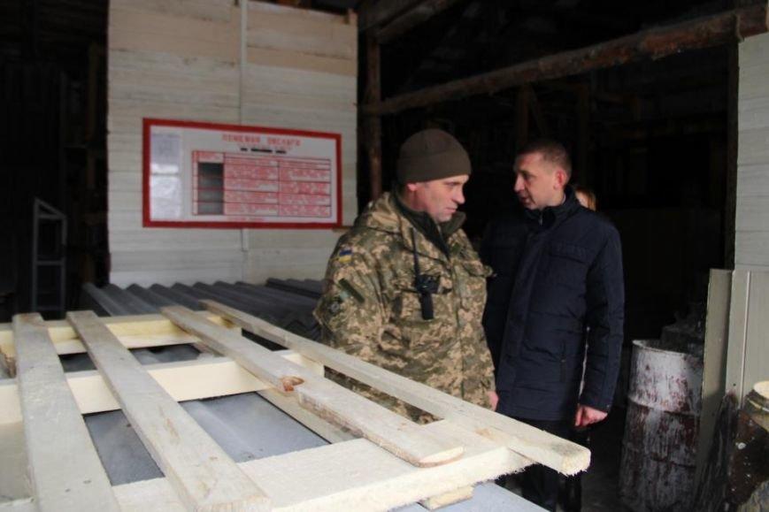 Кременчугские военные получили подарки к Новому году от городской власти (ФОТО), фото-2