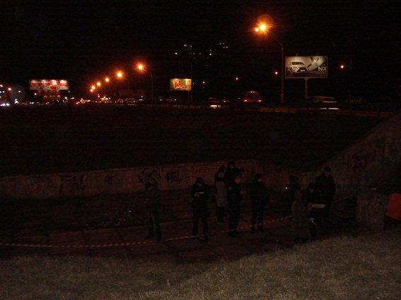 В Святошинском районе возле подземного перехода нашли мертвого младенца (ВИДЕО) (фото) - фото 1