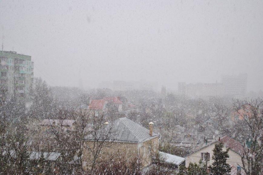 Снег наш: Симферопольцы в соцсетях благодарят Путина за снег (ФОТО, ВИДЕО) (фото) - фото 7