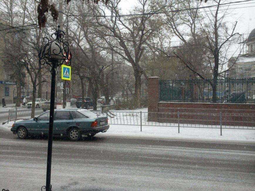 Снег наш: Симферопольцы в соцсетях благодарят Путина за снег (ФОТО, ВИДЕО) (фото) - фото 6