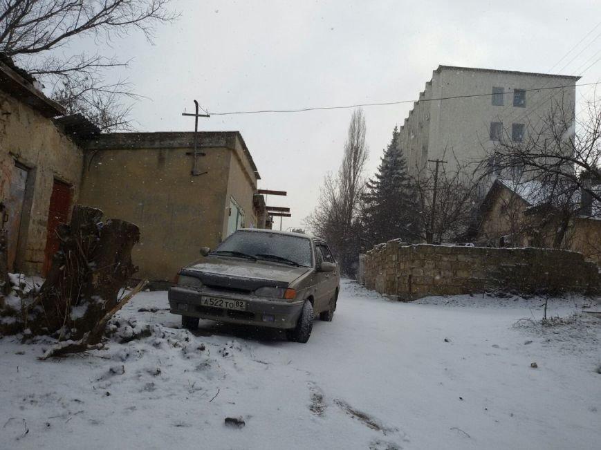 Снег наш: Симферопольцы в соцсетях благодарят Путина за снег (ФОТО, ВИДЕО) (фото) - фото 3