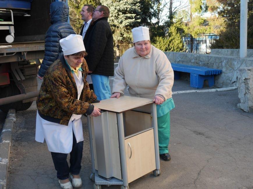 Тернопільська обласна лікарня завдяки «МРІЇ» отримала гуманітарний вантаж медичного обладнання (ФОТО) (фото) - фото 7