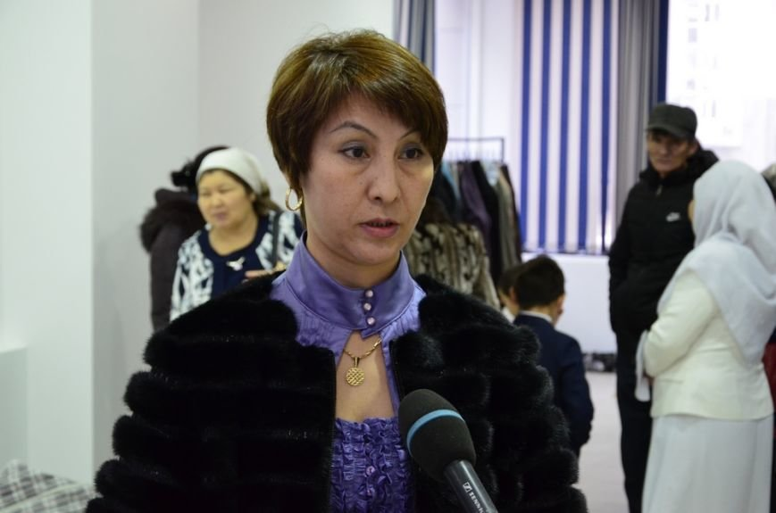 Гульнар Нурахметханова