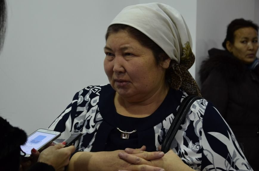 Айман Осерова