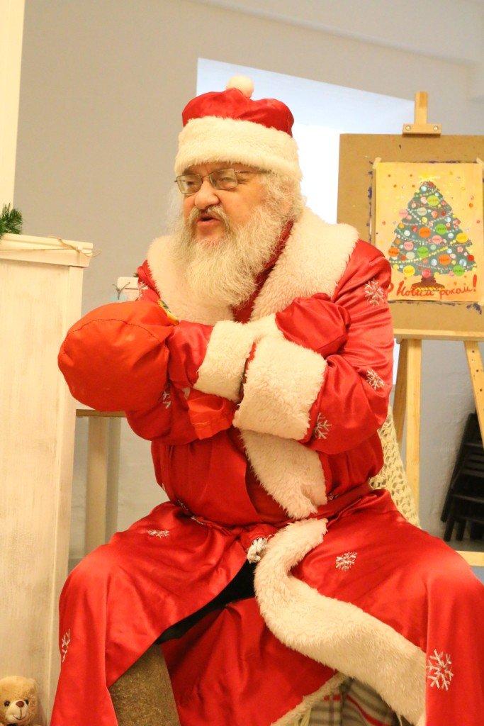 Дед Мороз живет в Чернигове, фото-3