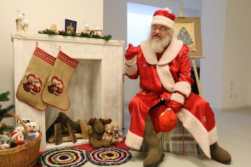 Дед Мороз живет в Чернигове, фото-4
