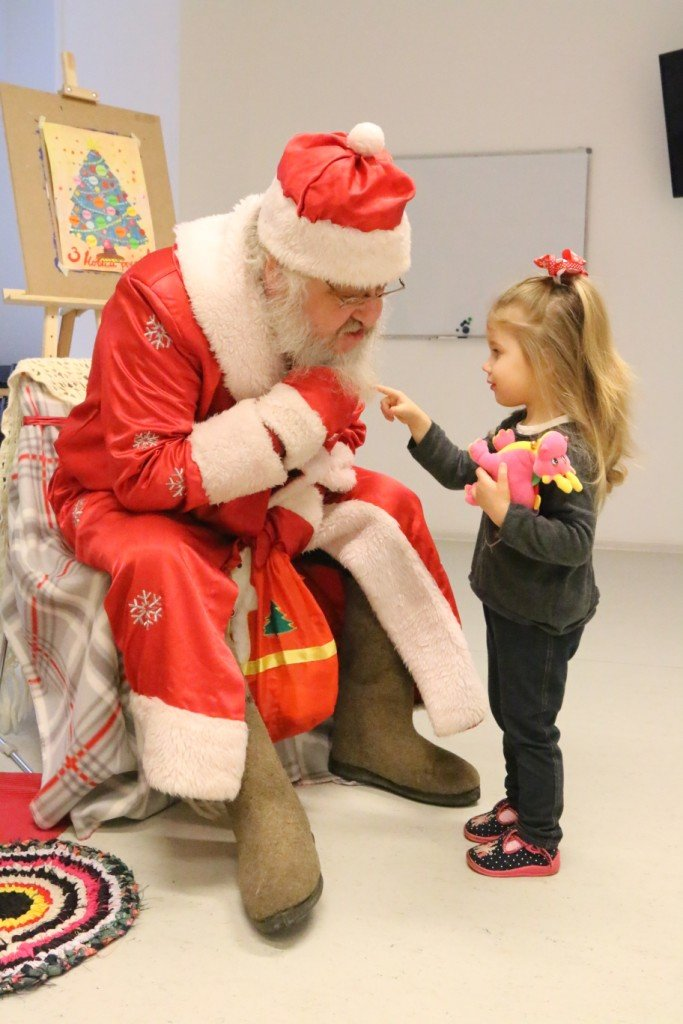 Дед Мороз живет в Чернигове, фото-2