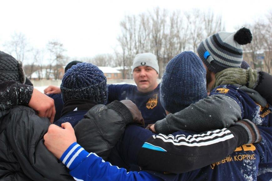 Кубок Донецкой области по регби (фото) - фото 1