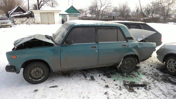 Разыскиваются свидетели вчерашнего ДТП в Макеевке (фото) (фото) - фото 2