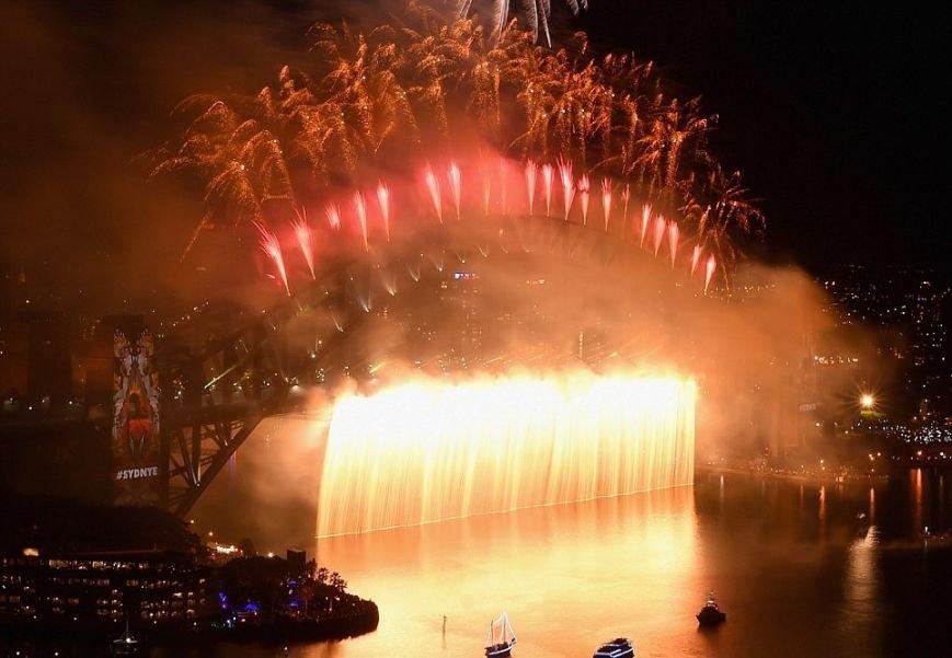 Где уже наступил Новый Год? (ФОТО, ВИДЕО), фото-7
