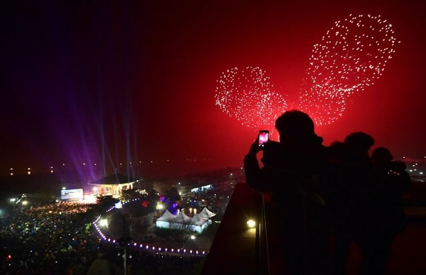 Где уже наступил Новый Год? (ФОТО, ВИДЕО), фото-4