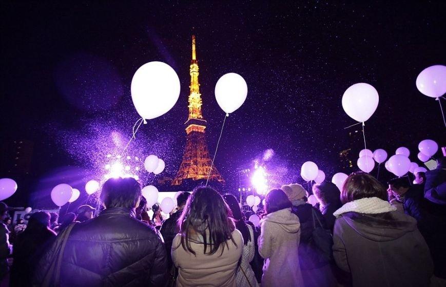 Где уже наступил Новый Год? (ФОТО, ВИДЕО), фото-5