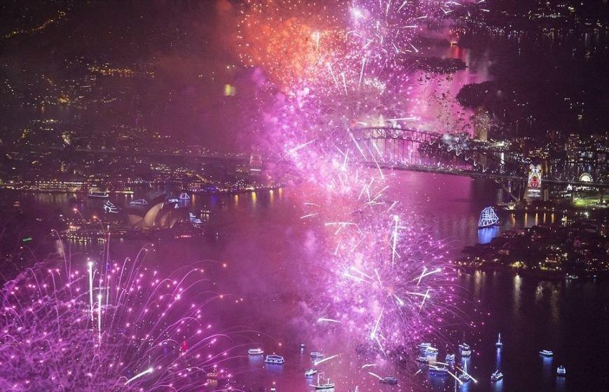 Где уже наступил Новый Год? (ФОТО, ВИДЕО), фото-6