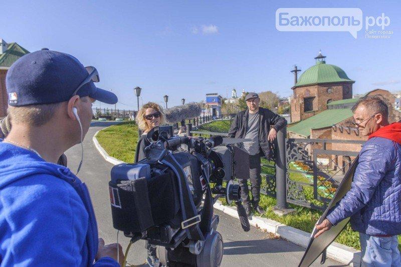 14_Визит в Полевской писателя Алексея Иванова, 14 Сентября 2015
