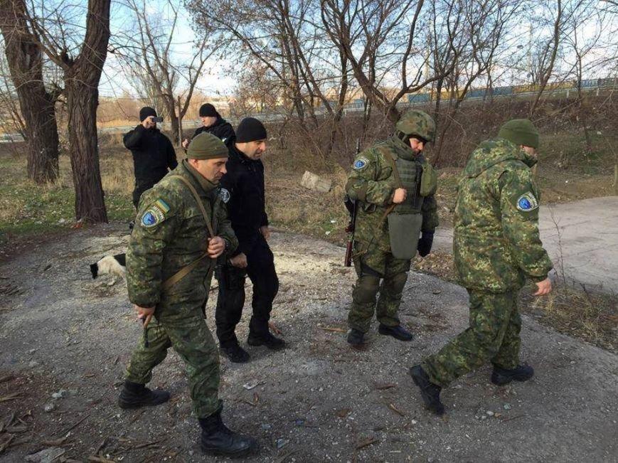 Руководитель одесской полиции Новый год встретил в АТО (ФОТО), фото-4