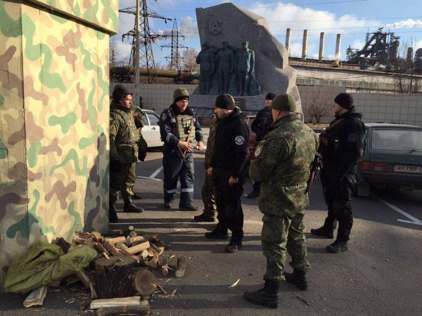Руководитель одесской полиции Новый год встретил в АТО (ФОТО), фото-5