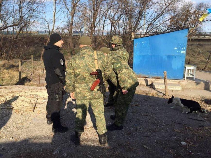 Руководитель одесской полиции Новый год встретил в АТО (ФОТО), фото-3
