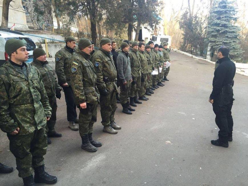 Руководитель одесской полиции Новый год встретил в АТО (ФОТО), фото-6