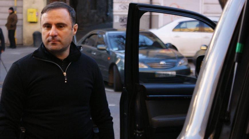 Руководитель одесской полиции Новый год встретил в АТО (ФОТО), фото-1