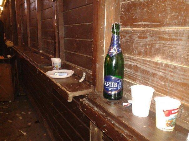 Як львів'яни відзначали Новий Рік біля головної ялинки Львова (ФОТО+ВІДЕО) (фото) - фото 1