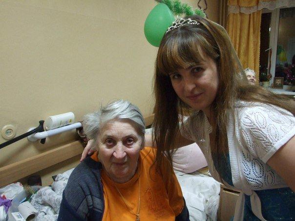 Тверская молодежь поздравила одиноких стариков с праздниками (фото) - фото 1