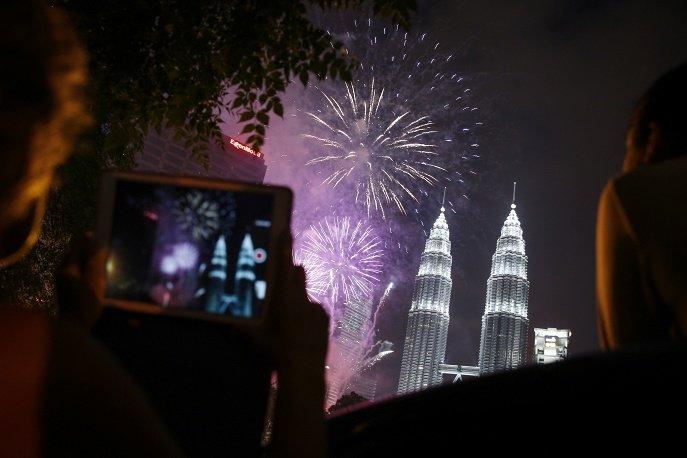 Куала-Лумпур. Малайзия
