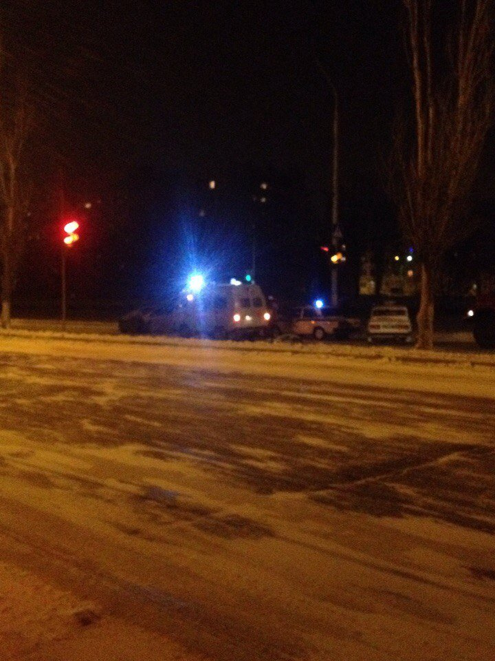 Произошло ДТП на Саратовском шоссе у в Балаково (ФОТО) (фото) - фото 1