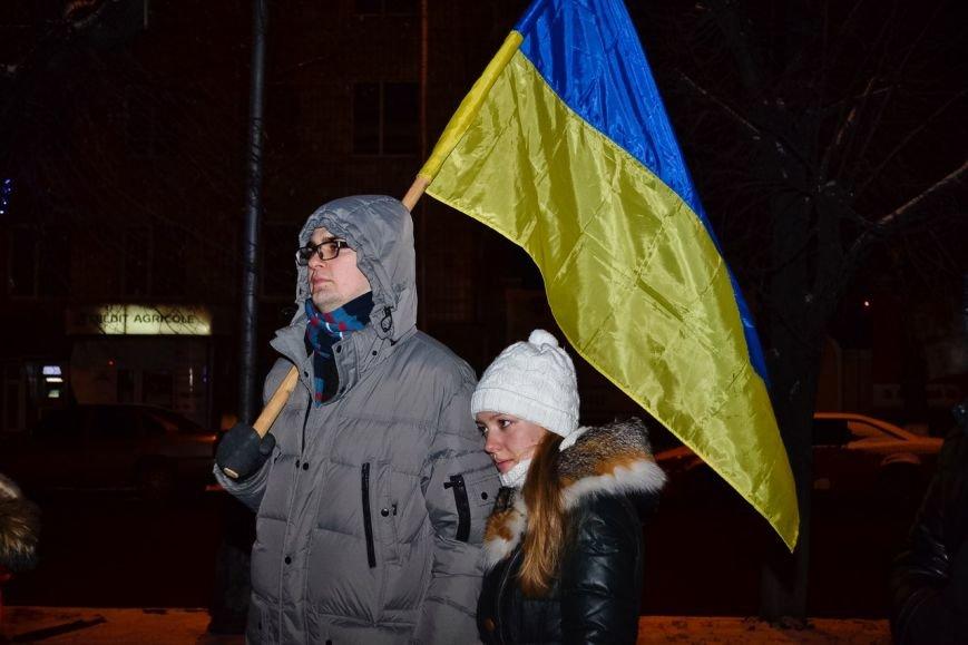 Кременчужане прошли факельным шествием в честь дня рождения Степана Бандеры (ФОТО) (фото) - фото 5