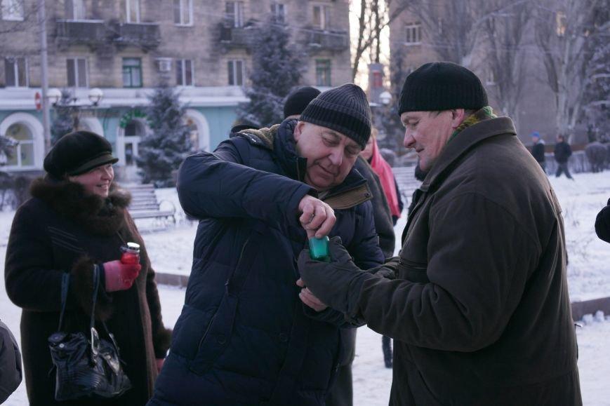 В Красноармейске состоялось патриотическое шествие, приуроченное ко дню рождения Степана Бандеры, фото-11
