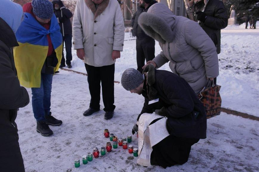 В Красноармейске состоялось патриотическое шествие, приуроченное ко дню рождения Степана Бандеры, фото-12