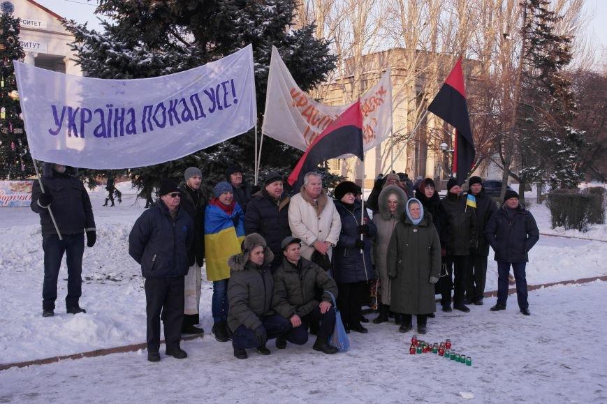 В Красноармейске состоялось патриотическое шествие, приуроченное ко дню рождения Степана Бандеры, фото-15