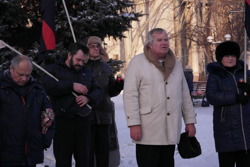 В Красноармейске состоялось патриотическое шествие, приуроченное ко дню рождения Степана Бандеры, фото-5