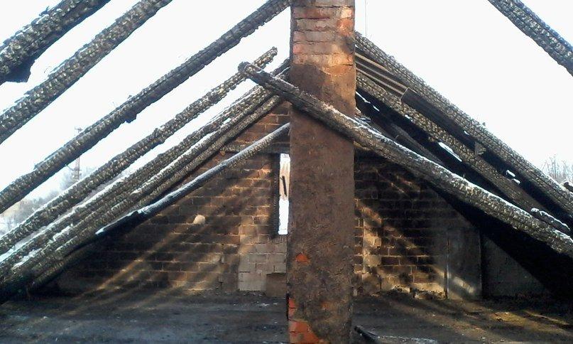 За сутки в Днепродзержинске произошло несколько пожаров (фото) - фото 3