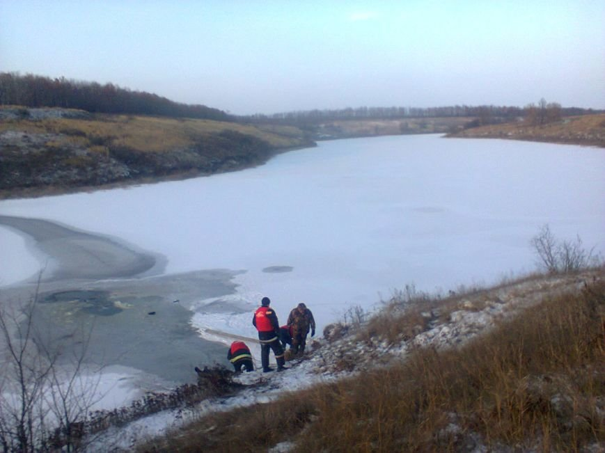 На Кіровоградщині загинув рибалка (ФОТО) (фото) - фото 1