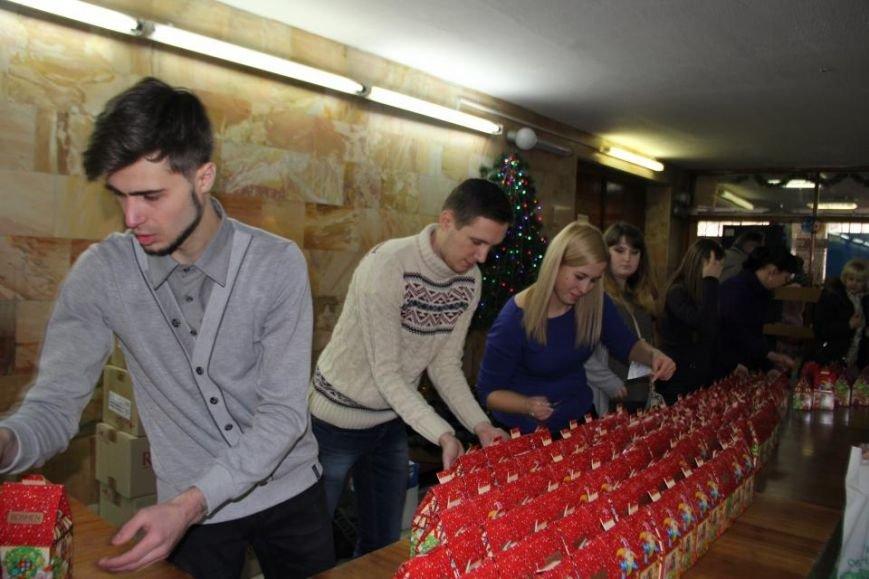 На благотворительных утренниках в ДК повеселятся 5 000 детей-льготников (фото и видео), фото-4