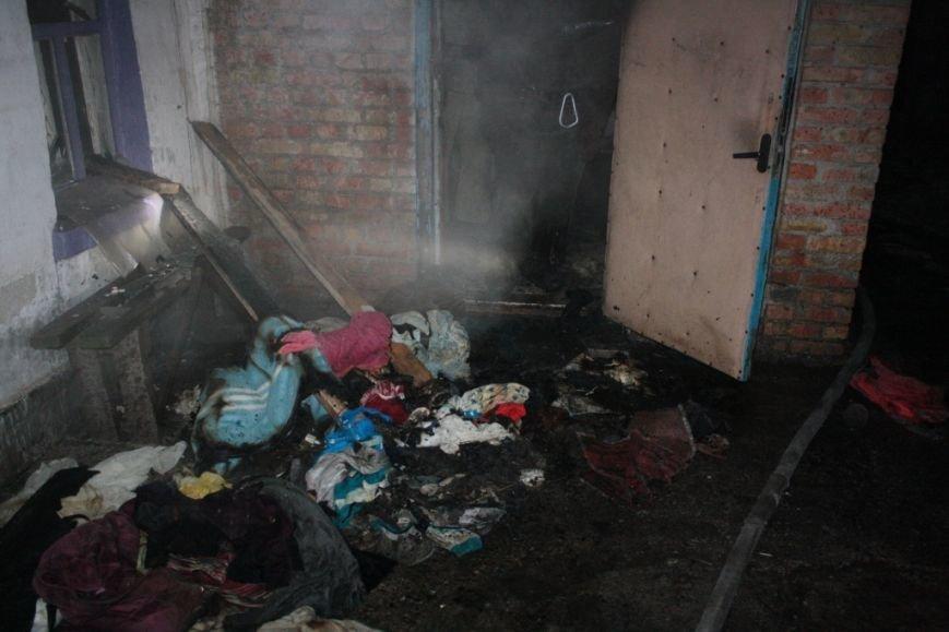 В Запорожье при пожаре погибла пожилая женщина, - ФОТО (фото) - фото 1