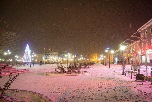 Зимний Бердянск (фото) - фото 3