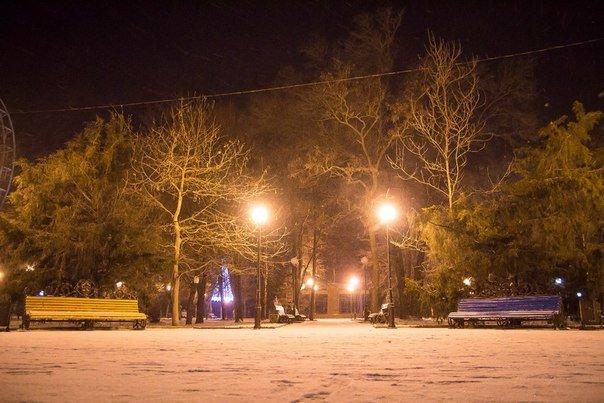 Зимний Бердянск (фото) - фото 2