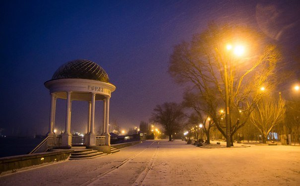 Зимний Бердянск (фото) - фото 6