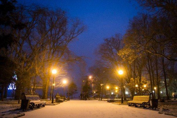 Зимний Бердянск (фото) - фото 7