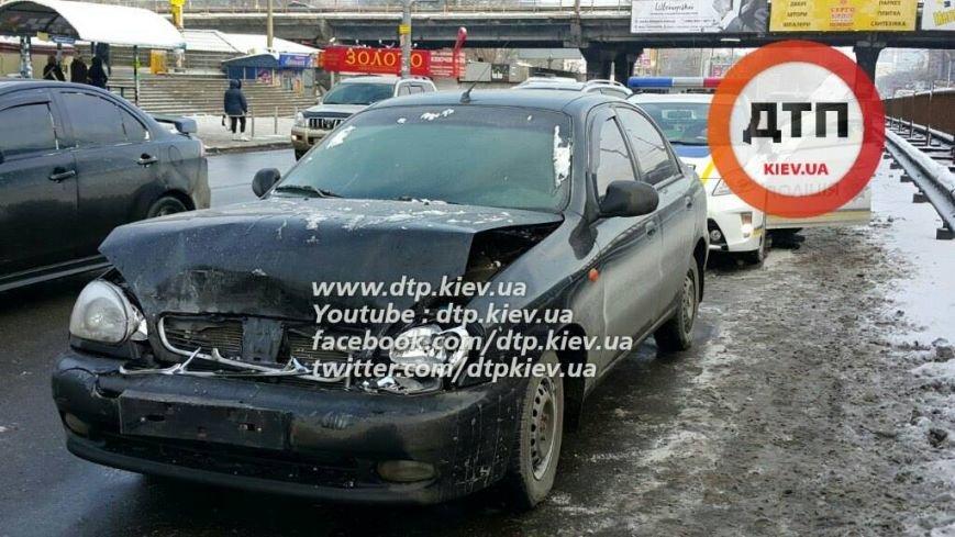 На Победы в ДТП попали 5 машин и автобус (ФОТО), фото-3
