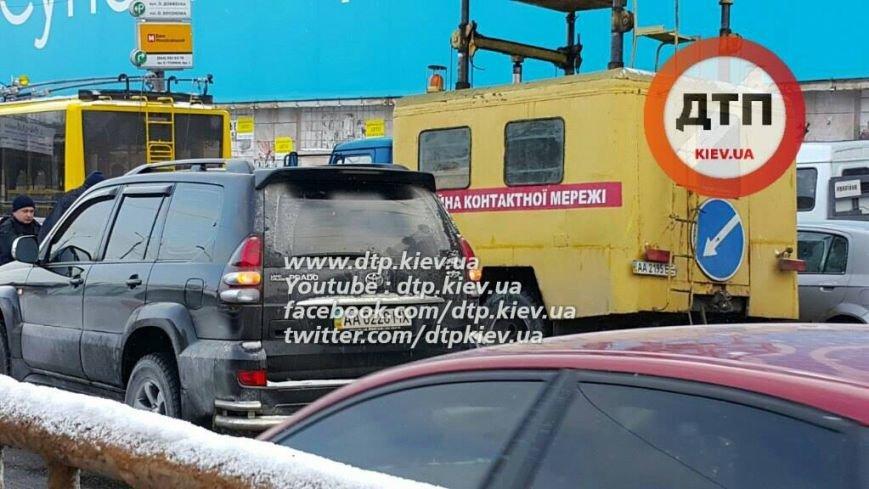 На Победы в ДТП попали 5 машин и автобус (ФОТО), фото-5