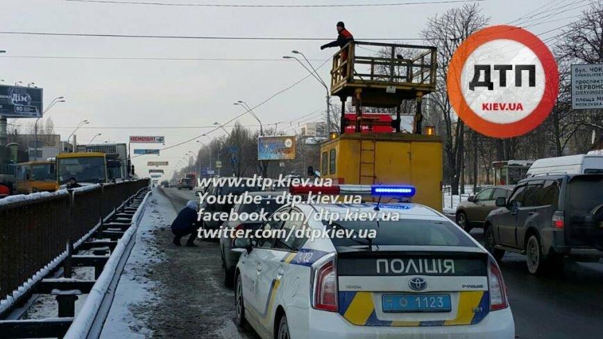 На Победы в ДТП попали 5 машин и автобус (ФОТО), фото-4