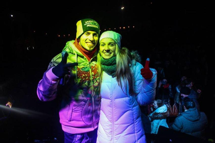 Новорічну вечірку у Львові відвідало 5 тис. людей (ФОТОРЕПОРТАЖ), фото-1