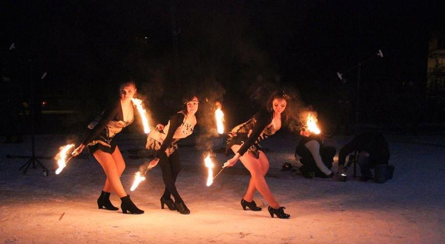 Новорічну вечірку у Львові відвідало 5 тис. людей (ФОТОРЕПОРТАЖ), фото-4