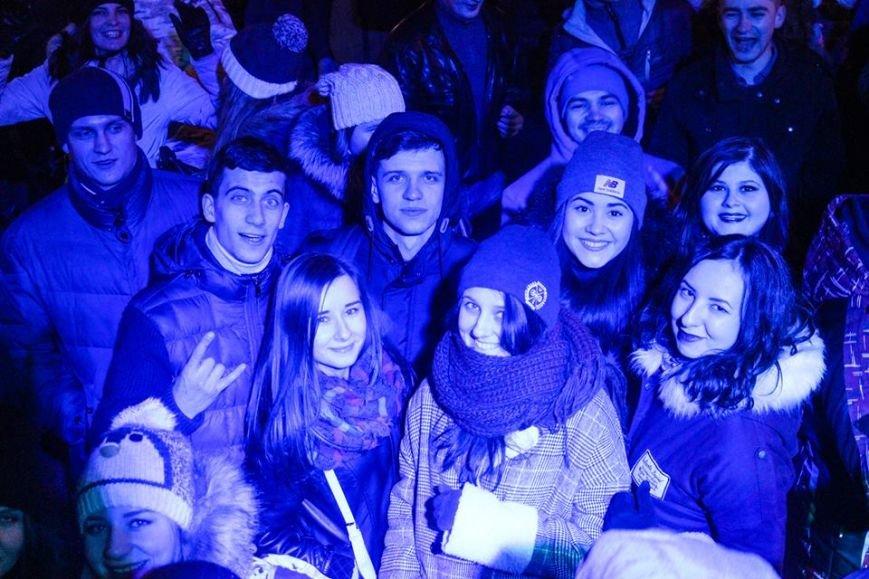 Новорічну вечірку у Львові відвідало 5 тис. людей (ФОТОРЕПОРТАЖ), фото-7