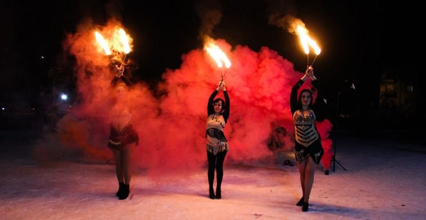 Новорічну вечірку у Львові відвідало 5 тис. людей (ФОТОРЕПОРТАЖ), фото-8
