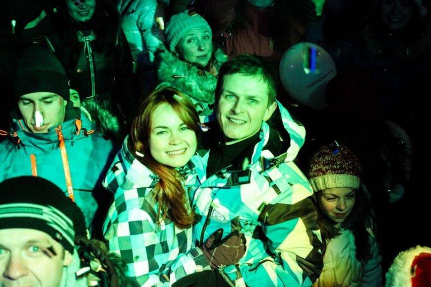 Новорічну вечірку у Львові відвідало 5 тис. людей (ФОТОРЕПОРТАЖ), фото-5